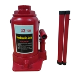 [US Warehouse] Steel Hydraulic Bottle Jack Car Repair Tool, Bearable Weight: 32 Ton