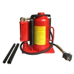 [US Warehouse] Steel Vertical Air Hydraulic Bottle Jack Car Repair Tool, Bearable Weight: 20 Ton