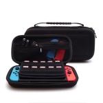 GHKJOK GH1739 EVA Portable Hard Shell Cover Cases for Nintendo Switch (Black)