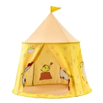 Chick Pattern Children Indoor Outdoor Tent Play House Ocean Balls Game Castle with Base Cloth