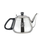 KAMJOVE Electromagnetic Tea Stove Boiling Kettle Flat Bottom Kettle 304 Stainless Steel (Accessory Non-Complete Set), Style:Accessories A20L Pot (0.9L)
