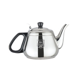 KAMJOVE Electromagnetic Tea Stove Boiling Kettle Flat Bottom Kettle 304 Stainless Steel (Accessory Non-Complete Set), Style:Accessories M160 Pot (1.0L)