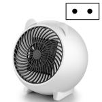 Cartoon Mini Heater Desktop Small Heater Household Electric Heater(EU Plug)