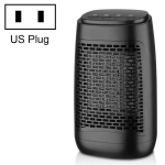 Bathroom Speed Heater Hot And Cold Fan Heater, Switch Type:Button Type(US Plug(110V ))