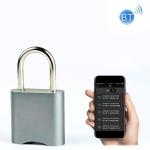 Smart USB Bluetooth Password Lock Padlock Warehouse Door Cabinet General Anti-Theft Lock