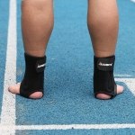 A Pairs JIANBITE Football Basketball Sports Anti-Sprain Protection Ankle Sports Protective Gear