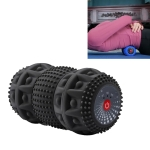 Yoga Fascia Ball Electric Vibration Massage Ball Body Muscle Relaxation Fitness Health Yoga Ball(Black)