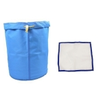 5 Gallon Hydroponic Plant Growth Filter Bag(Blue )