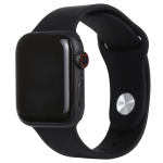 Black Screen Non-Working Fake Dummy Display Model for Apple Watch Series 6 44mm(Black)