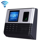 Realand AL355D Fingerprint Time Attendance with 2.8 inch Color Screen & ID Card Function & WiFi & Access Control Function & Battery