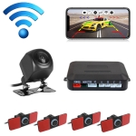Car WiFi Parking Sensors Reversing Radar  Camera, Sensor Diameter: 16.5mm