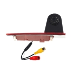 PZ477 Car Waterproof 170 Degree Brake Light View Camera for Ford Transit Custom