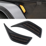 Car Wheel Leaf Turn Signal Light for Jeep Wrangler JL