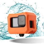 EVA Floaty Case for GoPro HERO9 Black (Orange)