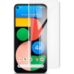 For Google Pixel 4a 5G 2 PCS IMAK Hydrogel Film III Full Coverage Screen Protector