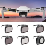 STARTRC 1108700 6 In 1 ND4 + ND8 + ND16 + ND32 + MCUV + CPL Adjustable Lens Filter Set for DJI Mavic Mini 2