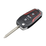 Car Key CWTWB1U345 63 Chip Single Frequency 315 Frequency for Ford 4-button Folding