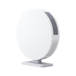 Original Xiaomi Mijia Desktop Air Purifier Personal Air Cleaner Antibacterial Filtration Purifiers, US Plug (White)