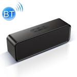 SC211 Portable Subwoofer Wireless Bluetooth Speaker Bluetooth 5.0, Support TF Card & U Disk & 3.5mm AUX (Black)
