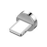 3A 8 Pin Zinc Alloy Magnetic Charging Head
