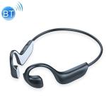 G100 Bluetooth 5.0 Wireless Ear-mounted Sports Waterproof Bone Conduction Earphone (Black)