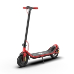 [EU Warehouse] 500W Foldable IP64 Waterproof Magnesium Alloy Electric Scooter with 10 inch Tires & LED Display & LED Lights & 10AH Lithium Battery, Load Capacity: 100kg(Red)