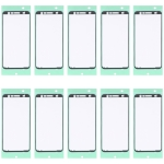 10 PCS Front Housing Adhesive for Samsung Galaxy J6+ / SM-J610