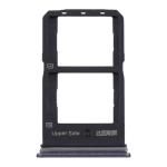 SIM Card Tray + SIM Card Tray for Vivo Y70s V2002A (Black)