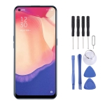 Original AMOLED Material LCD Screen and Digitizer Full Assembly for OPPO Reno4 SE(China) PEAM00, PEAT00