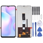 Original LCD Screen and Digitizer Full Assembly for Xiaomi Redmi 9A / 9C
