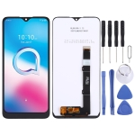 LCD Screen and Digitizer Full Assembly for Alcatel 3L 2020 5029 5029Y 5029E 5029D (Black)