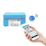Feima ZJ3305 Express Printer Bluetooth Printer Thermal Label Printer,CN Plug, Model: USB+Bluetooth Version