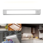 60LEDs Human Body Induction Wardrobe Light Three-Color Dimmable Light Control Cabinet Light