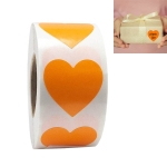 10 PCS Love Stickers Wedding Holiday Decoration Label, Size:2.5 cm/1 inch(F-08)
