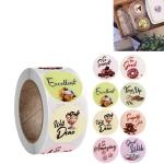 10 PCS Children Reward Round Sticker Gift Decoration Sealing Sticker, Size: 2.5cm / 1inch(A-140)