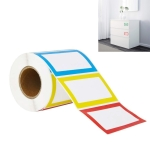 A-131 5 PCS Roll Name Label Stickers, Specification: 300 PCS/Roll, Size: 88×58 mm
