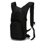 B10 006 Outdoor Waterproof Oxford Cloth Portable Cycling Backpack, Size: Free size(Black)
