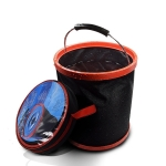 12L Car Washing Folding Telescopic Bucket Car Household Multifunctional Outdoor Portable Bucket