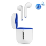 H21T TWS Wireless Bluetooth Headset Touch In-Ear Headset(Blue)