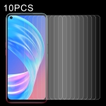 For OPPO A53 5G 10 PCS 0.26mm 9H 2.5D Tempered Glass Film