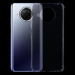 For Xiaomi Redmi Note 9 Pro 5G Four-Corner Shockproof Ultra-thin TPU Case(Transparent)
