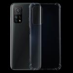 For Xiaomi Mi 10T Pro Four-Corner Shockproof Ultra-thin TPU Case(Transparent)