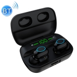 Q82-Q41 TWS Touch Bluetooth Earphone with Magnetic Charging Box, Support Three-screen LED Power Display