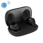 Blackview AirBuds 1 TWS Noise Cancelling Wireless Bluetooth Earphone with Charging Box, Support Auto Pairing & Auto Play Music & Voice Assistant(Black)