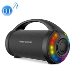 WK D22 Colorful Outdoor Portable Bluetooth Speaker, Support USB & AUX