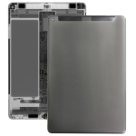 Battery Back Cover for Apple iPad 10.2 (2019) A2200 A2198 4G(Grey)