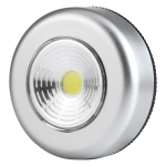 3W 150LM Portable COB LED Night Light for Cabinet , Kitchen, Stair, Bedroom(White Light)