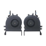 1 Pairs CPU Cooling Cooler Fan For Macbook Pro 15.4 inch A1990 2018