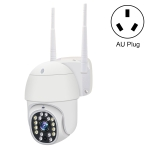 ESCAM PT203 HD 1080P PAN / Tilt / Zoom AI Humanoid Detection WiFi IP Camera, Support Night Vision / TF Card / Two-way Audio (AU Plug)