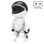 ESCAM PT205 HD 1080P Robot WiFi IP Camera, Support Motion Detection / Night Vision, IR Distance: 10m, EU Plug